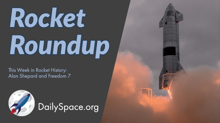 Rocket Roundup for May 12, 2021