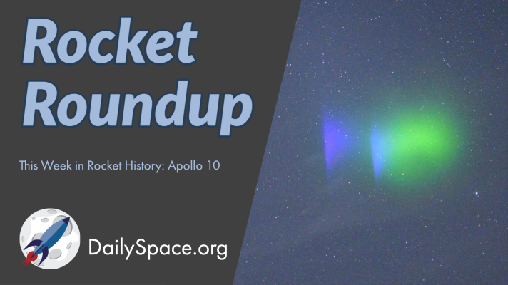 Rocket Roundup for May 19, 2021