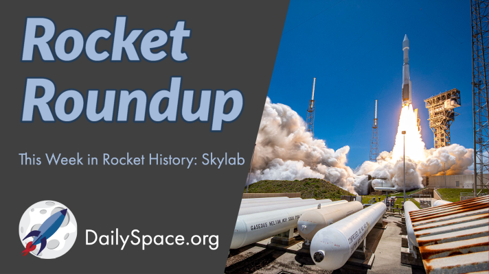 Rocket Roundup for May 26, 2021