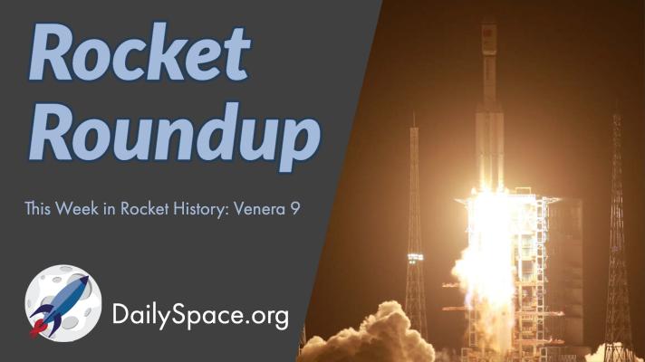 Rocket Roundup for June 9, 2021
