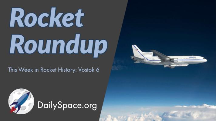 Rocket Roundup for June 16, 2021