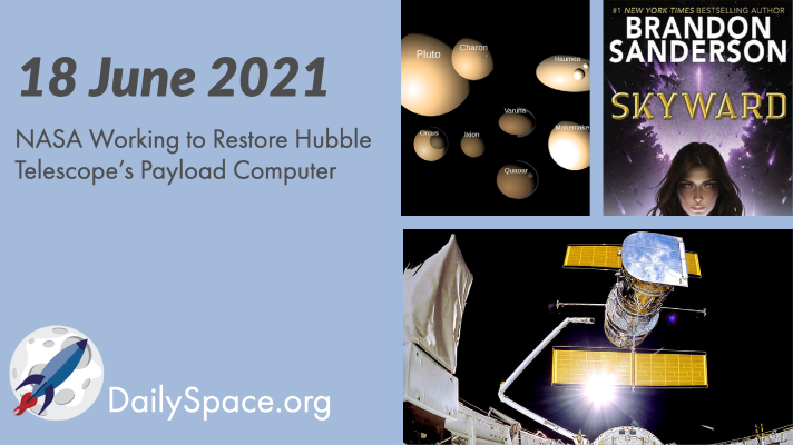 NASA Working to Restore Hubble Telescope's Payload Computer