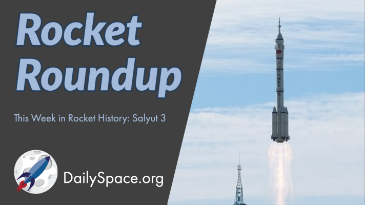 Rocket Roundup for June 23, 2021