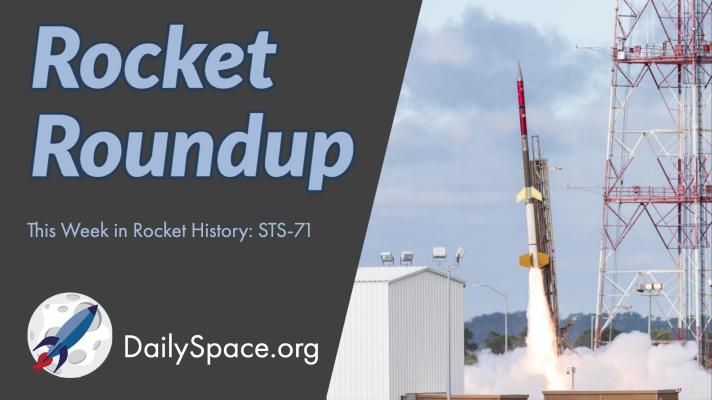 Rocket Roundup for June 30, 2021