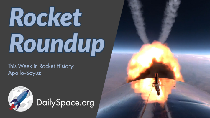 Rocket Roundup for July 14, 2021