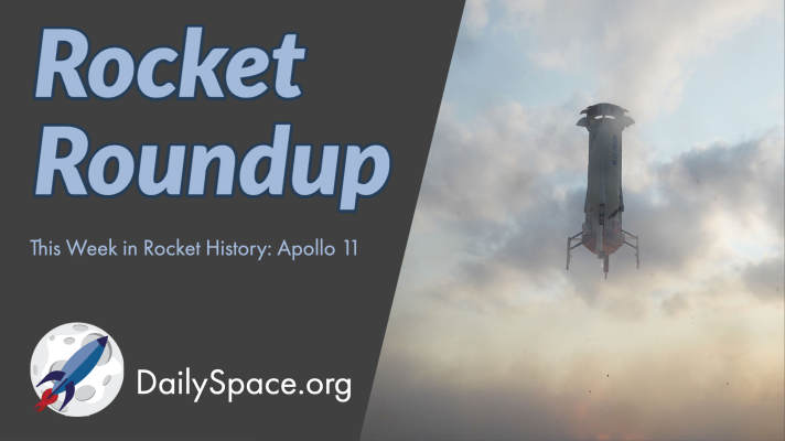 Rocket Roundup for July 21, 2021