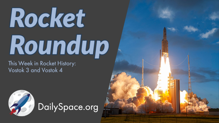 Rocket Roundup for August 4th, 2021