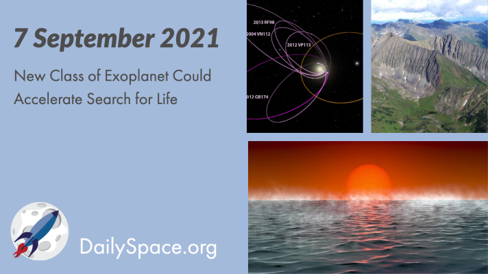 New Class of Exoplanet Could Accelerate Search for Life