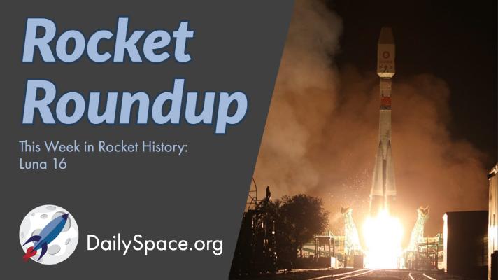 Rocket Roundup for September 8, 2021