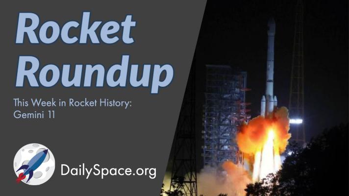Rocket Roundup for September 15, 2021