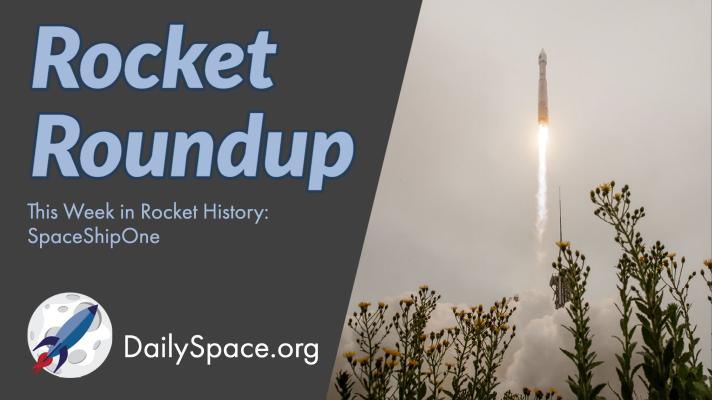 Rocket Roundup for September 29th, 2021