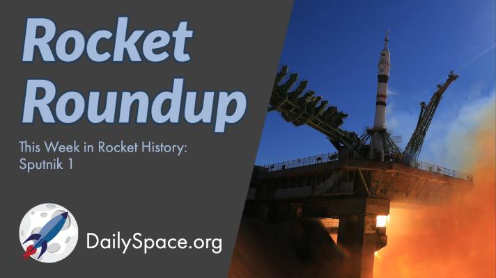 Rocket Roundup for October 6, 2021