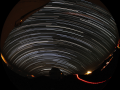 Star Trails from Mauna Kea