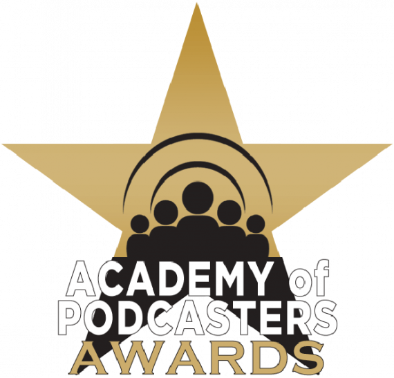 Astronomy Cast's Dr. Pamela Gay inducted into 2018 Academy of Podcasters Hall of Fame